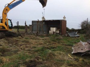 House Demolition and new home build