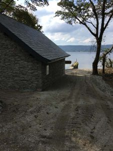 Boat House Construction