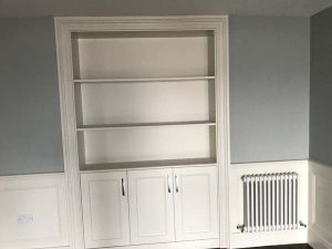 Fitted Storage & Shelving Ireland