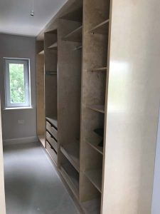 Fitted Storage & shelving