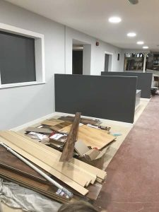 Commercial Renovation & Fit-Out